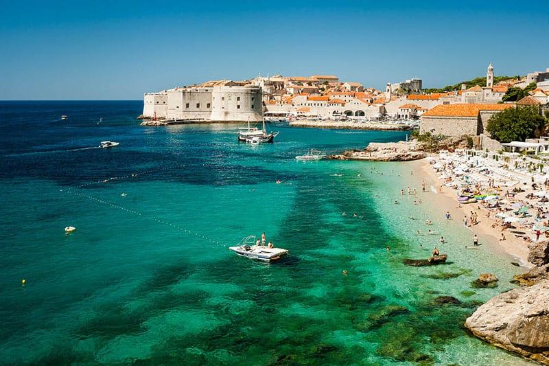 Playa de Dubrovnik