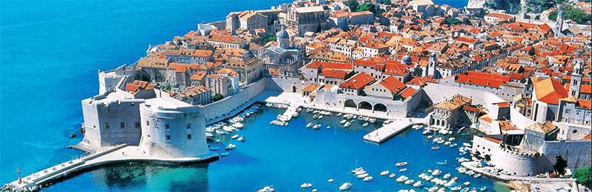 El tiempo en Dubrovnik en verano