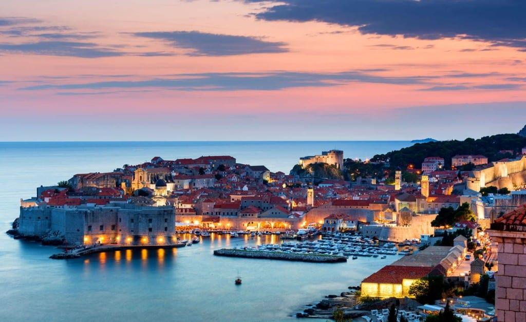 En primavera y verano los días en Dubrovnik son más largos y luminosos