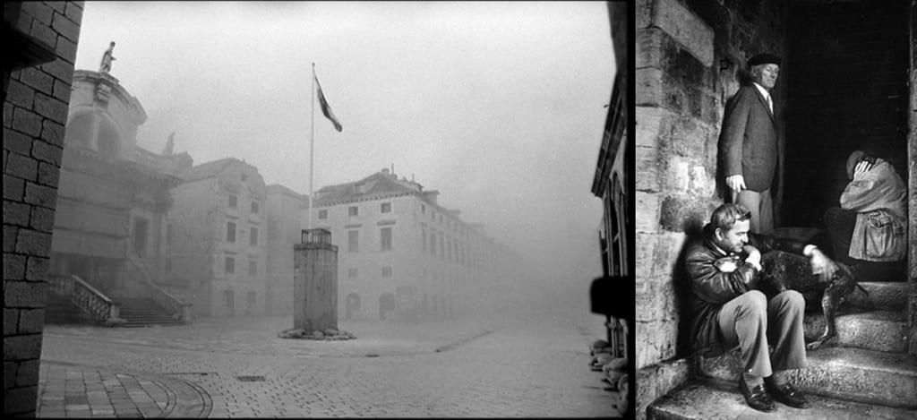 Fotografías de Pavo Urban, que documentó con imágenes el asedio de la ciudad