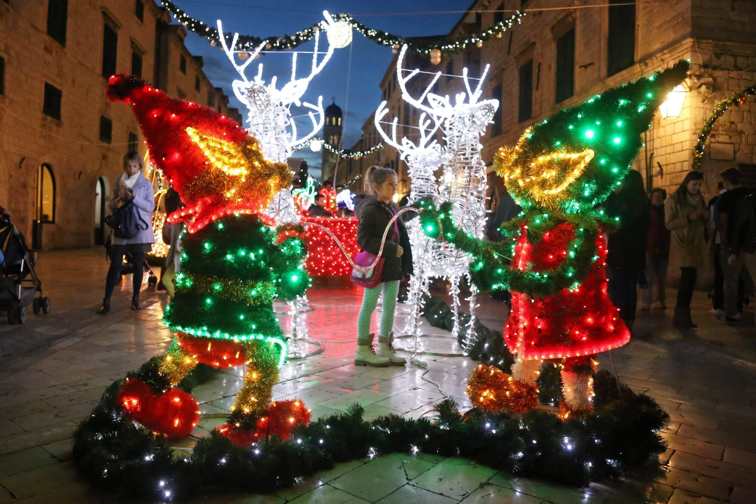 Navidad en dubrovnik disfruta de la navidad en dubrovnik - Fotos de decoraciones de navidad ...