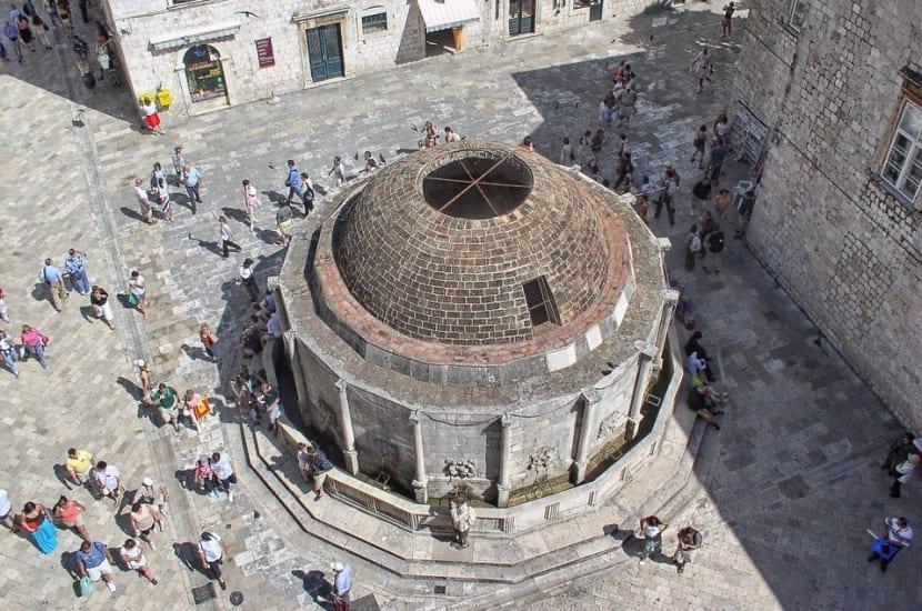 Fuente Onofrio Dubrovnik