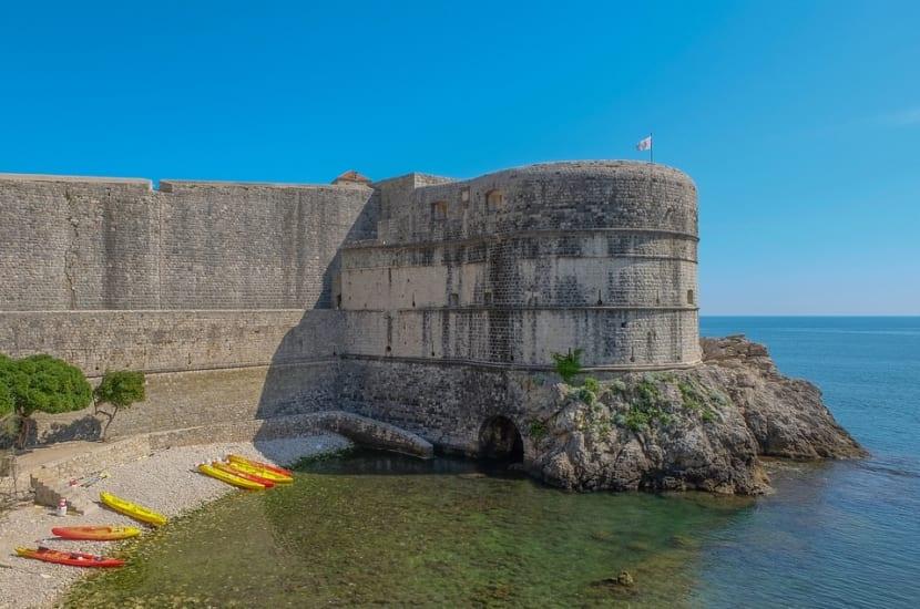 Playa rincón murallas